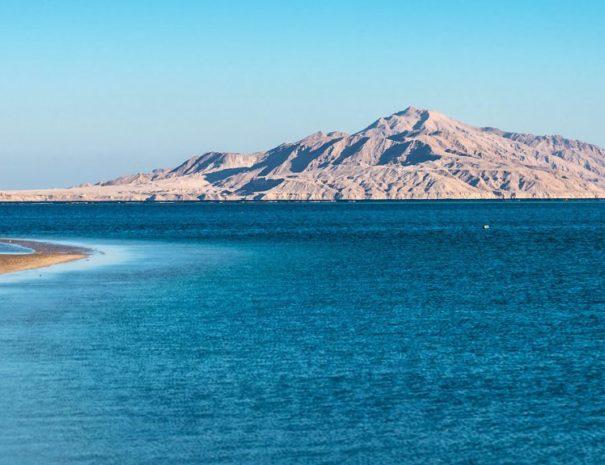 Escursione Sharm Isola di Tiran