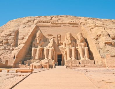 Gita a Luxor in aereo Sharm
