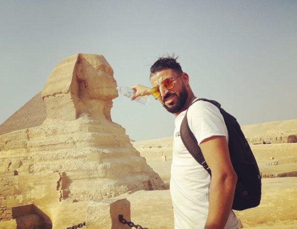 Gita piramidi Sharm