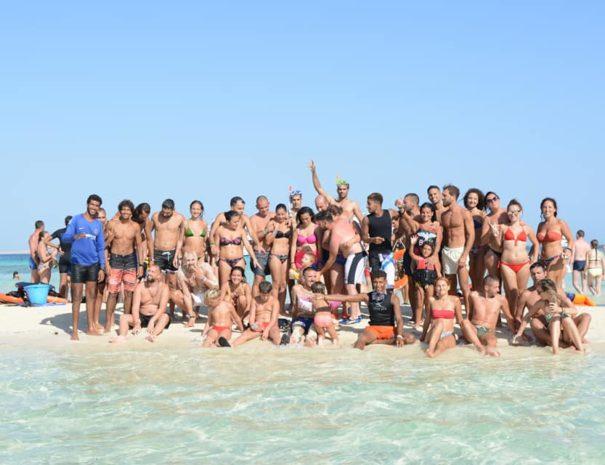 Isola che non c'è Escursioni Sharm el Sheikh