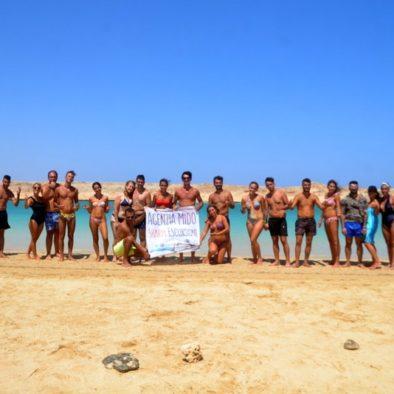 Escursione lago magico Sharm el Sheikh