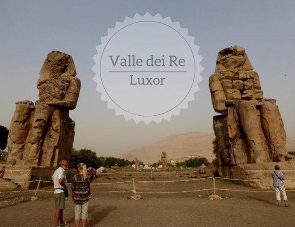 Escursione Luxor valle dei re Sharm