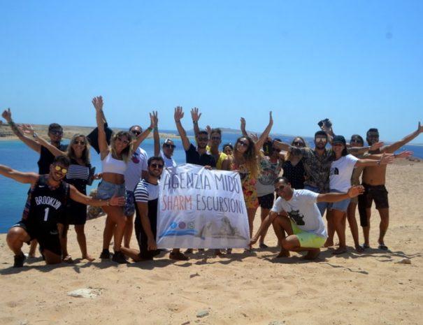 Ras Mohammed escursione Sharm el Sheikh